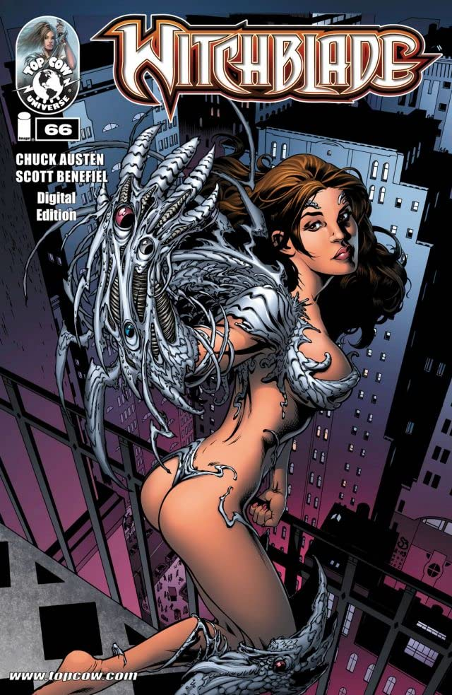 Witchblade #66