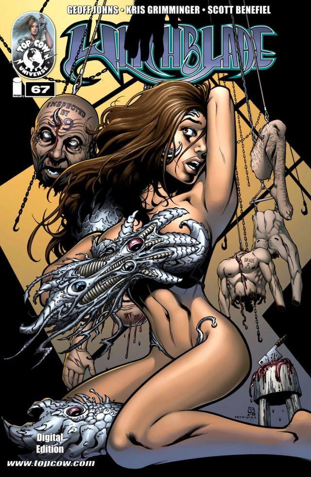 Witchblade #67