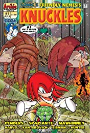 Sonic's Friendly Nemesis: Knuckles #1