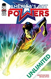 America's Got Powers #3 (of 7)