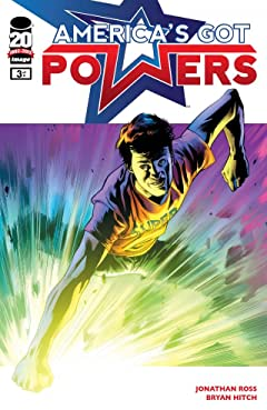 America's Got Powers No.3 (sur 7)