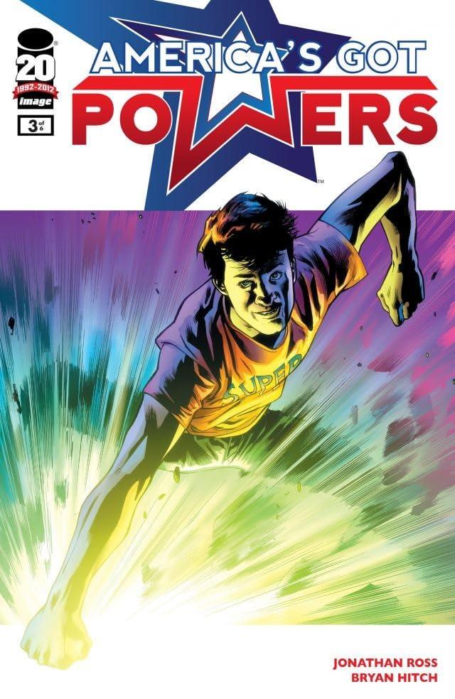 America's Got Powers #3 (of 7)