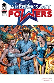 America's Got Powers #4 (of 7)