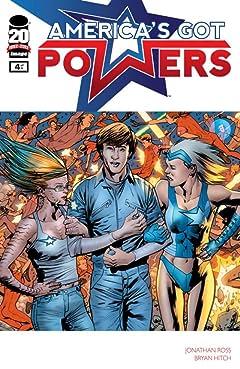 America's Got Powers No.4 (sur 7)