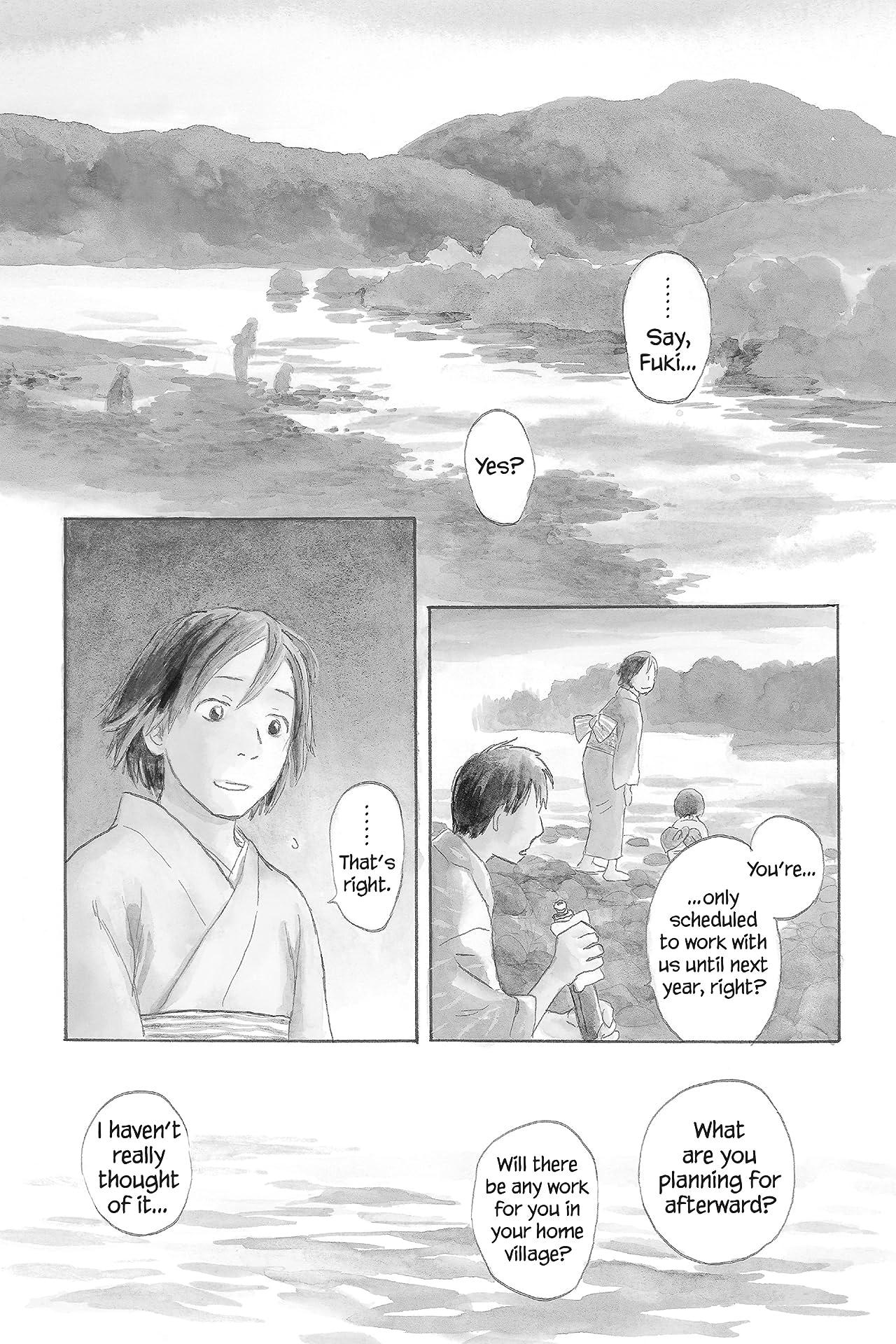Mushi Shi Vol. 6