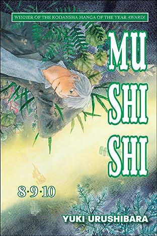 Mushi Shi Vol. 8-9-10
