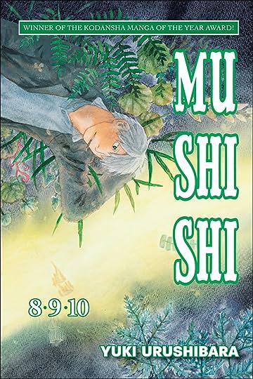 Mushishi: 8/9/10