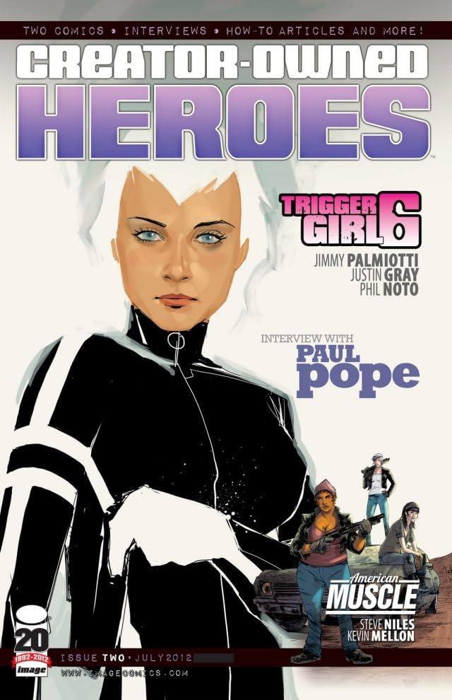 Creator Owned Heroes #2