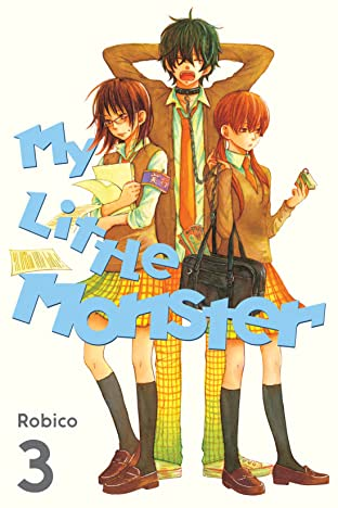 My Little Monster Vol. 3