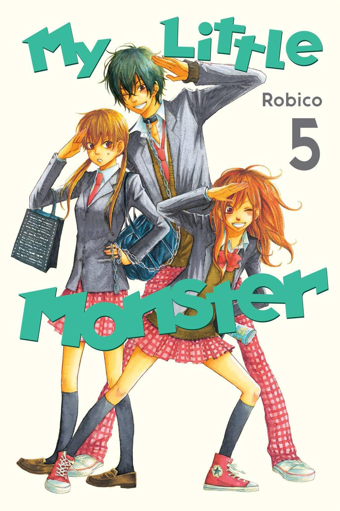 My Little Monster Vol 5 Comics By Comixology