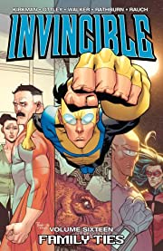 Invincible Tome 16: Family Ties