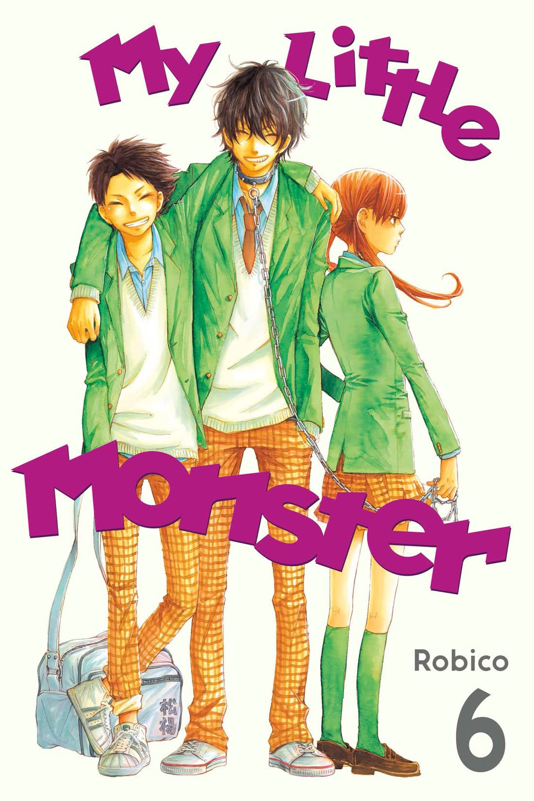 My Little Monster Vol. 6