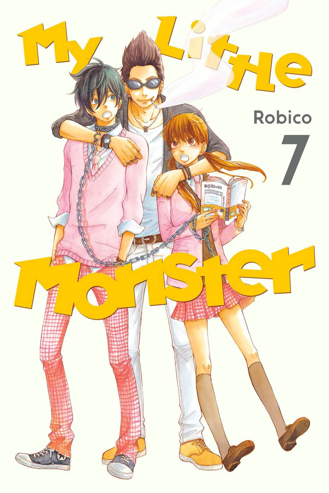My Little Monster Vol. 7