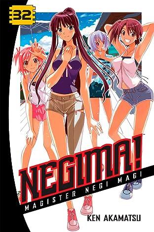 Negima! Vol. 32