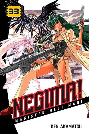 Negima! Vol. 33