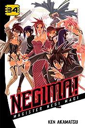 Negima! Vol. 34