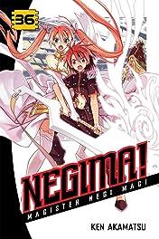 Negima! Vol. 36
