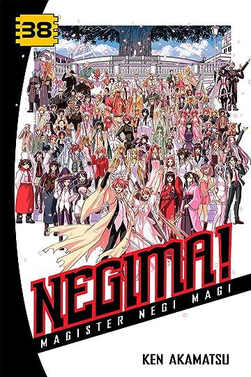 Negima! Vol. 38