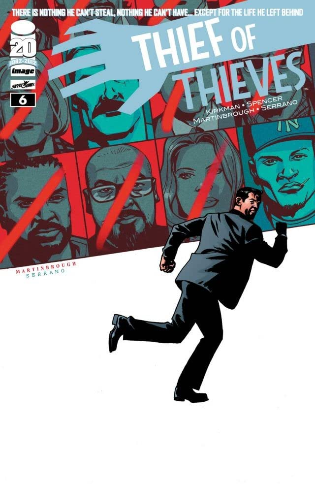 Thief of Thieves #6