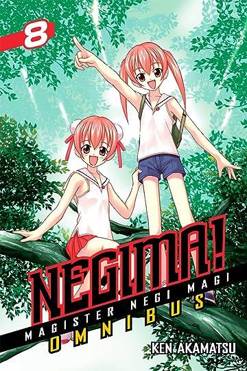 Negima! Omnibus Vol. 8
