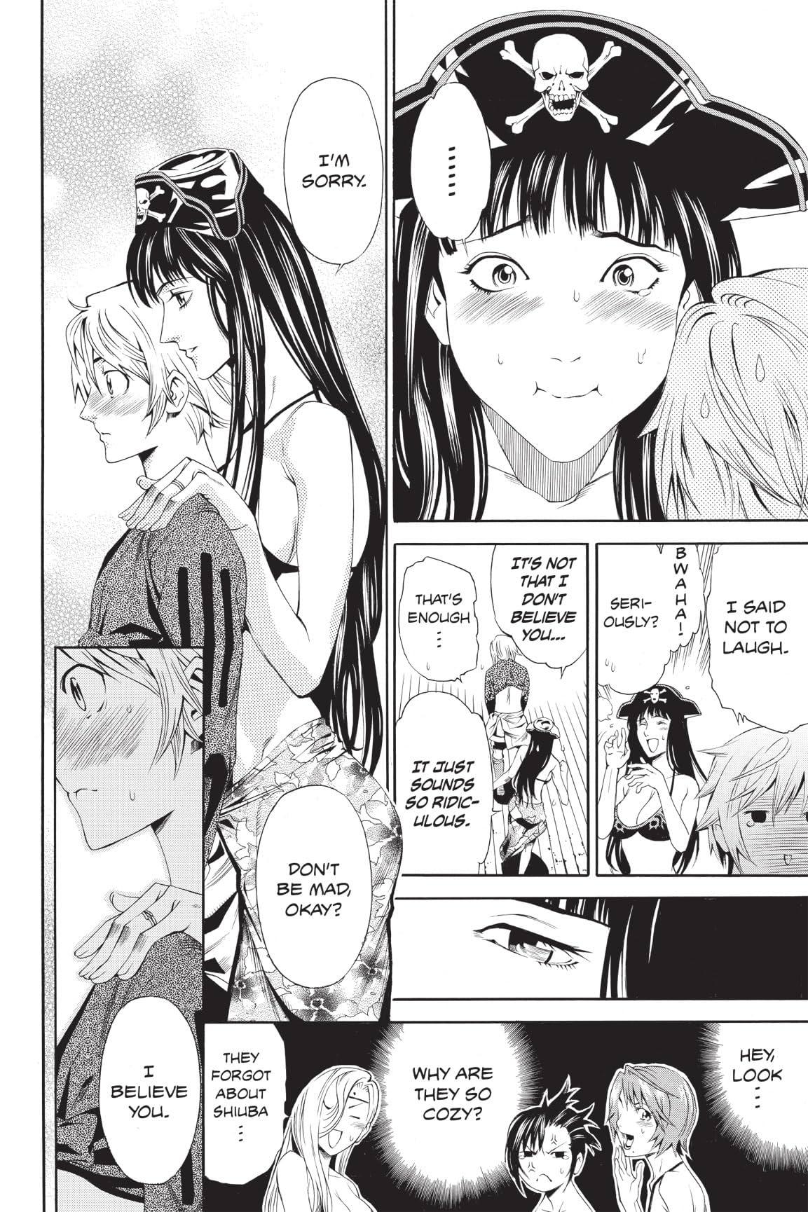 Ninja Girls Vol. 6