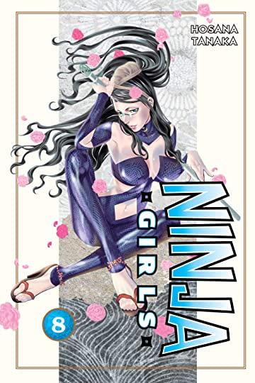 Ninja Girls Vol. 8