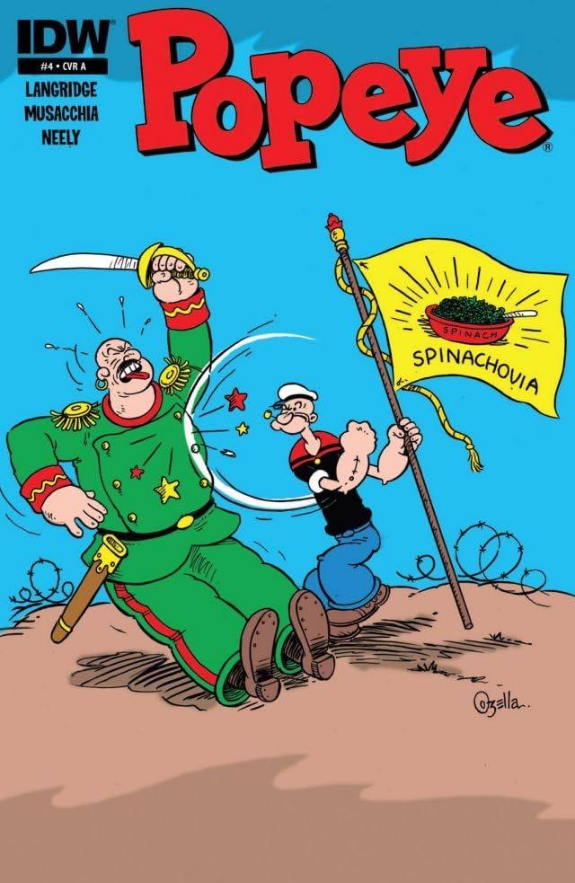 Popeye #4 (of 4)