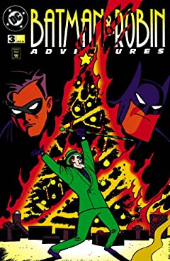 Batman & Robin Adventures (1995-1997) No.3