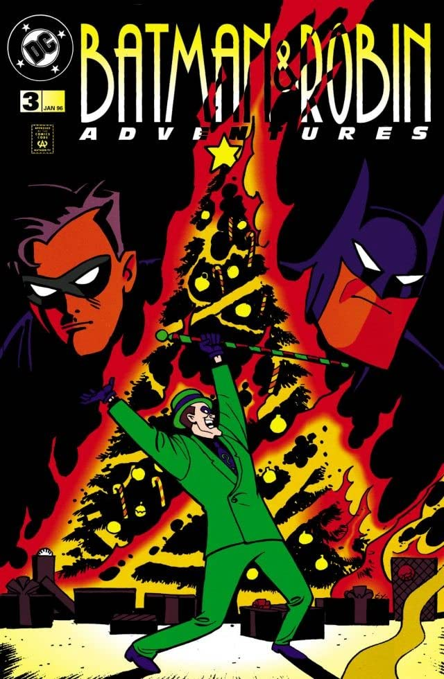 Batman & Robin Adventures (1995-1997) #3
