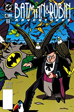 Batman & Robin Adventures (1995-1997) No.4