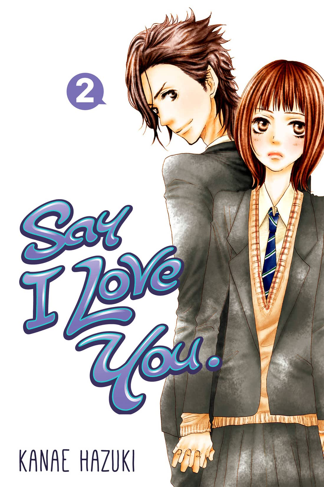 Say I Love You. Vol. 2