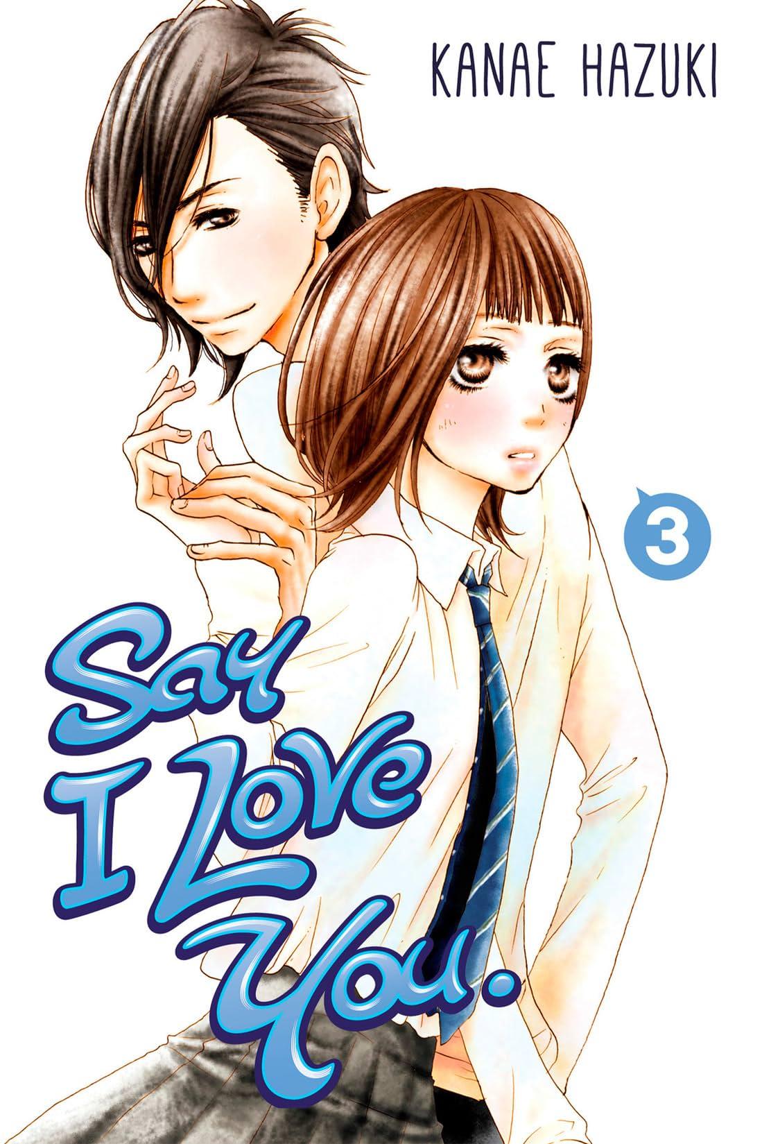 Say I Love You. Vol. 3