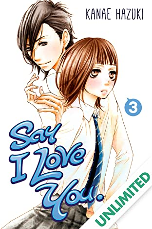 Say I Love You. Vol. 3