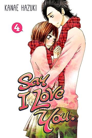 Say I Love You. Vol. 4