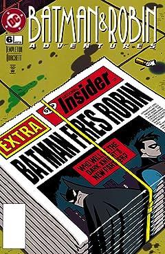 Batman & Robin Adventures (1995-1997) No.6