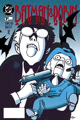 Batman & Robin Adventures (1995-1997) #7