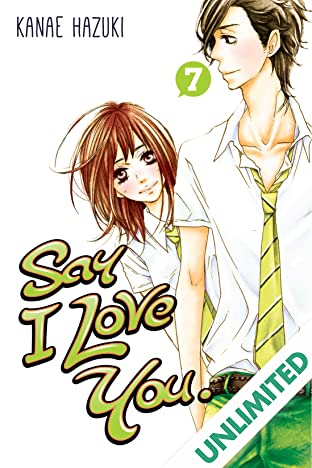 Say I Love You. Vol. 7