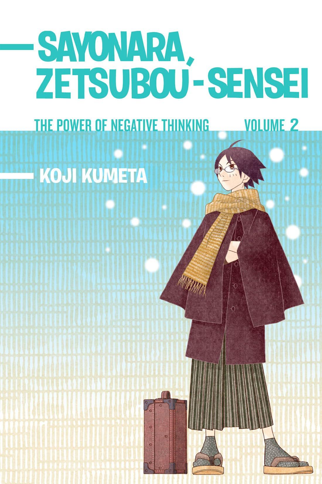 Sayonara Zetsubou-Sensei Vol. 2