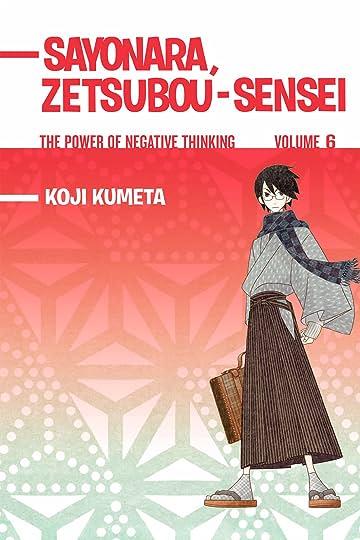 Sayonara Zetsubou-Sensei Vol. 6
