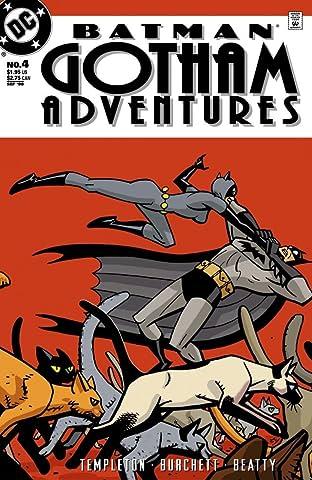 Batman: Gotham Adventures No.4