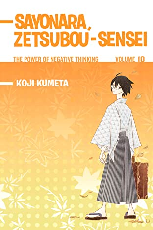 Sayonara Zetsubou-Sensei Vol. 10