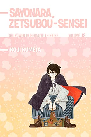 Sayonara Zetsubou-Sensei Vol. 12