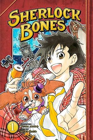 Sherlock Bones Tome 1