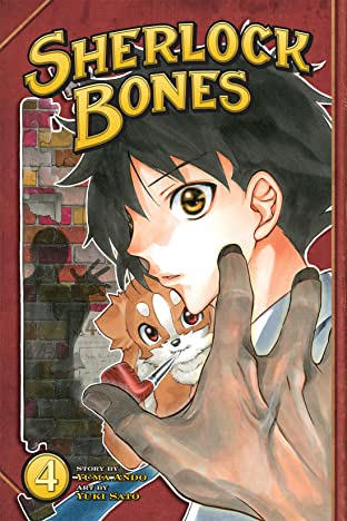 Sherlock Bones Vol. 4
