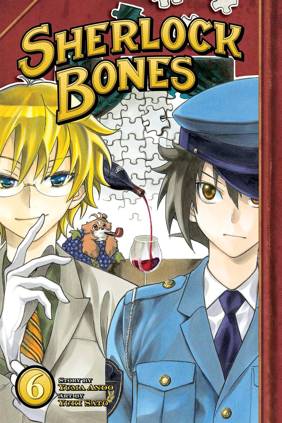 Sherlock Bones Vol. 6