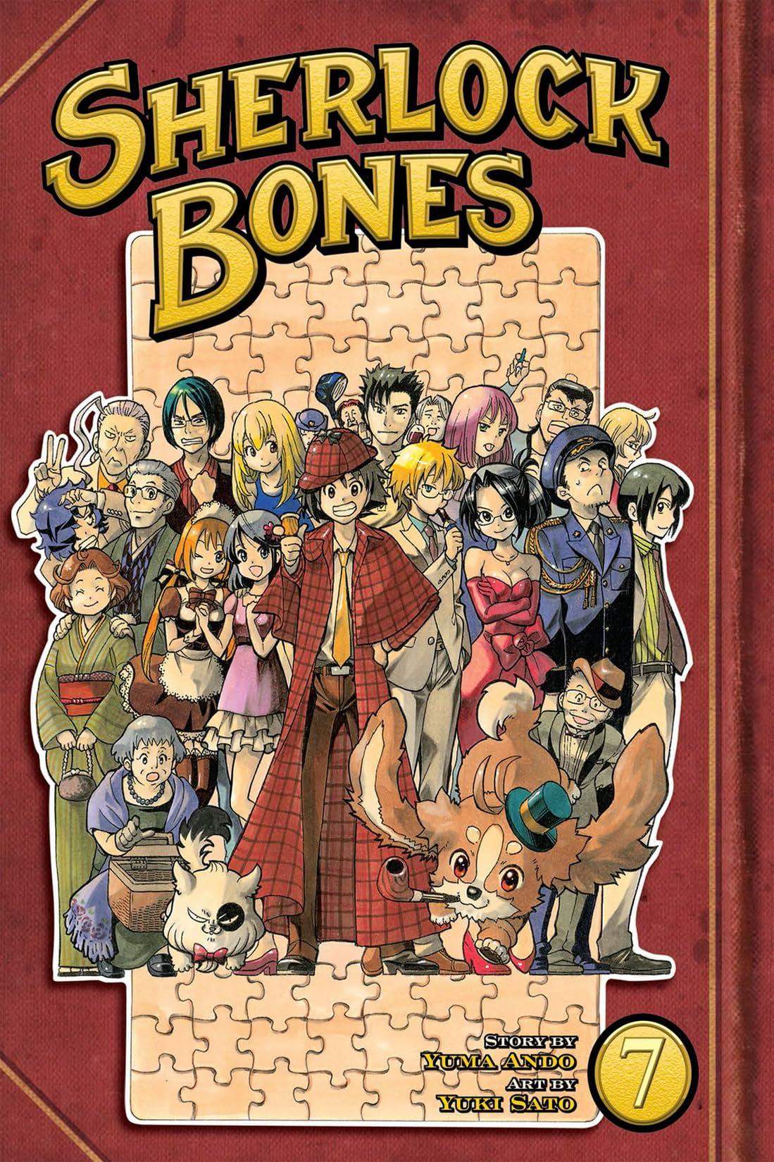 Sherlock Bones Vol. 7