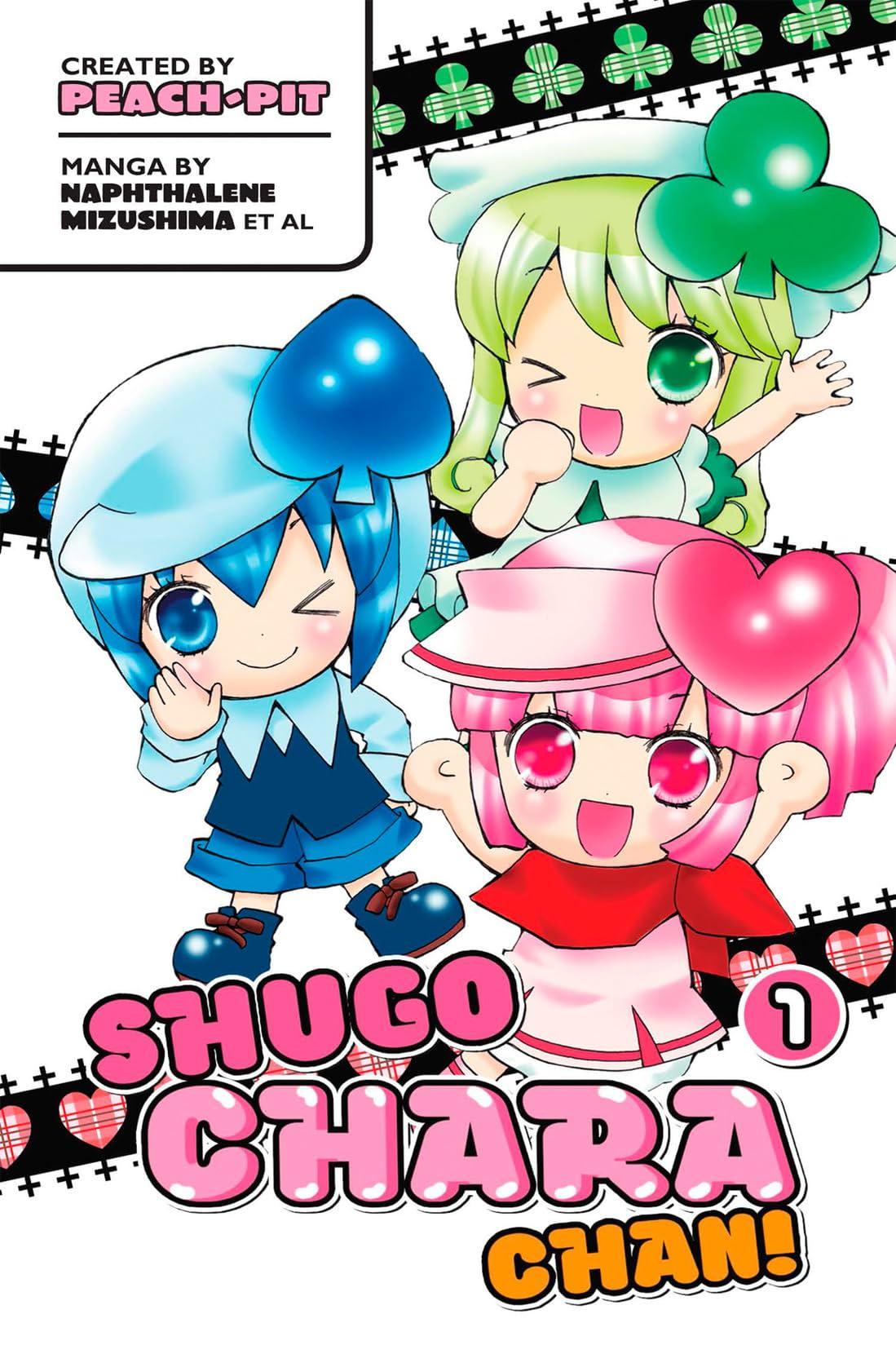 Shugo Chara Chan! Vol. 1