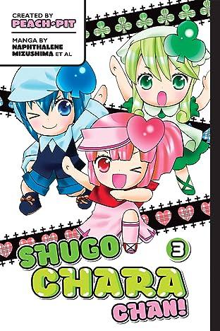 Shugo Chara Chan! Vol. 3