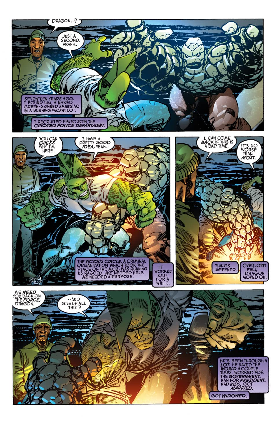 Savage Dragon #145