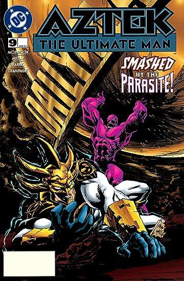 Aztek: The Ultimate Man (1996-1997) #9